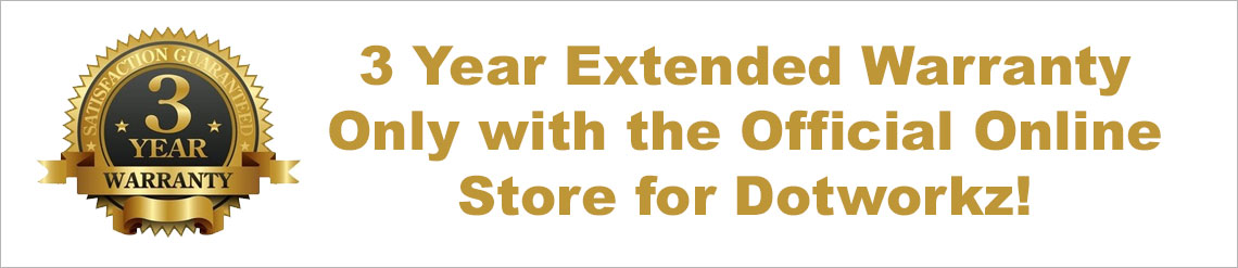 dotworkz estore home page graphic 3 year extended warranty